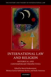 International Law and ReligionHistorical and Contemporary Perspectives$
