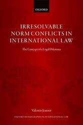Irresolvable Norm Conflicts in International LawThe Concept of a Legal Dilemma