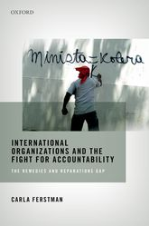 International Organizations and the Fight for AccountabilityThe Remedies and Reparations Gap