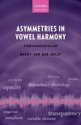 Asymmetries in Vowel HarmonyA Representational Account