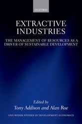 Extractive IndustriesThe Management of Resources as a Driver of Sustainable Development