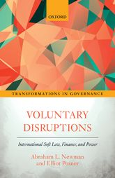 Voluntary Disruptions – International Soft Law, Finance, and Power - Oxford Scholarship Online