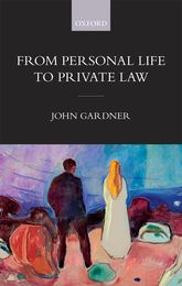 From Personal Life to Private Law$