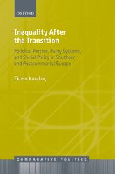 Inequality After the TransitionPolitical Parties, Party Systems, and Social Policy in Southern and Postcommunist Europe$