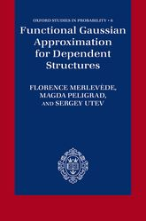 Functional Gaussian Approximation for Dependent Structures