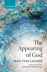 The Appearing of God$