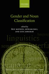 Gender and Noun Classification$