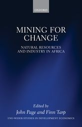 Mining for ChangeNatural Resources and Industry in Africa$