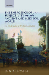 The Emergence of Subjectivity in the Ancient and Medieval WorldAn Interpretation of Western Civilization$