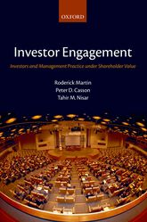 Investor EngagementInvestors and Management Practice under Shareholder Value$