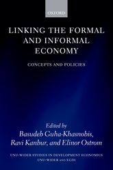 Linking the Formal and Informal Economy$