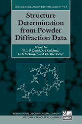 Structure Determination from Powder Diffraction Data$