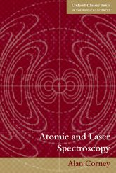 Atomic and Laser Spectroscopy$