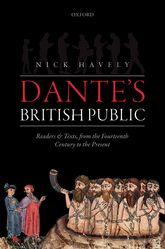 Dante's British PublicReaders and Texts, from the Fourteenth Century to the Present