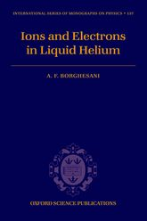 Ions and electrons in liquid helium