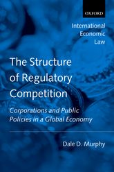 The Structure of Regulatory Competition$