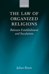 The Law of Organized Religions