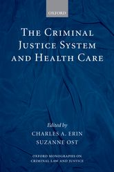 The Criminal Justice System and Health Care$
