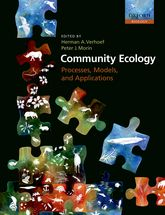 Community EcologyProcesses, Models, and Applications