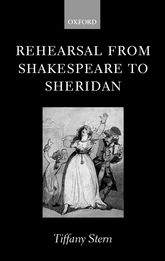 Rehearsal from Shakespeare to Sheridan$