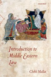 Introduction to Middle Eastern Law$