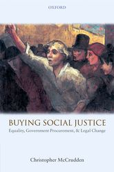 Buying Social JusticeEquality, Government Procurement, and Legal Change