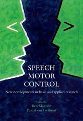 Speech Motor ControlNew developments in basic and applied research$