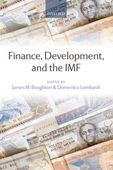 Finance, Development, and the IMF | Oxford Scholarship Online
