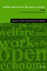 Welfare and Work in the Open Economy Volume II: Diverse Responses to Common Challenges in Twelve Countries$