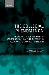 The Collegial Phenomenon