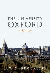 The University of OxfordA History$