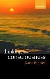 Thinking about Consciousness - Oxford Scholarship Online
