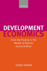 Development EconomicsFrom the Poverty to the Wealth of Nations$