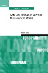 Anti-Discrimination Law and the European Union$