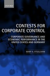 Contests for Corporate Control