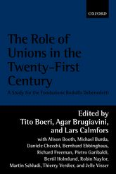 The Role of Unions in the Twenty-first Century$