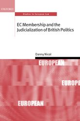 EC Membership and the Judicialization of British Politics