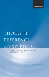 Thought, Reference, and Experience