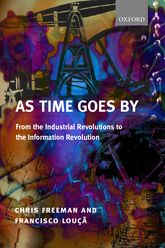 As Time Goes By – From the Industrial Revolutions to the Information Revolution - Oxford Scholarship Online