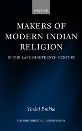 Makers of Modern Indian Religion in the Late Nineteenth Century$