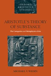 Aristotle's Theory of SubstanceThe Categories and Metaphysics Zeta$
