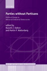 Parties Without PartisansPolitical Change in Advanced Industrial Democracies$