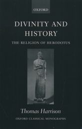 Divinity and HistoryThe Religion of Herodotus$