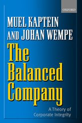 The Balanced Company: A Theory of Corporate Integrity
