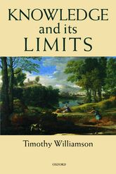Knowledge and its Limits cover