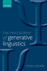 The Philosophy of Generative Linguistics$