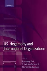 US Hegemony and International Organizations$