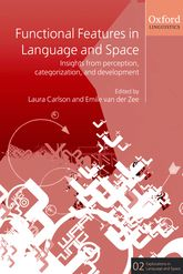 Functional Features in Language and Space$