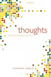 Thoughts - Papers on Mind, Meaning, and Modality | Oxford Scholarship Online