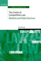 The Limits of Competition LawMarkets and Public Services